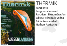 Thermik en allemand
