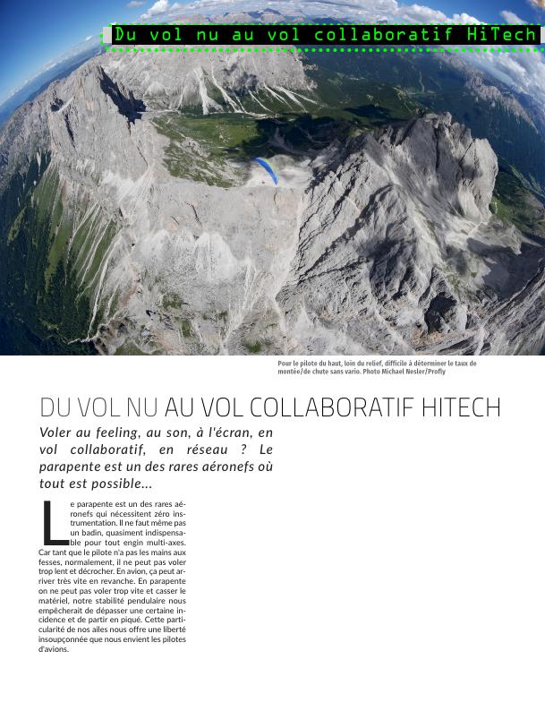 Voler Info Magazine Page 035